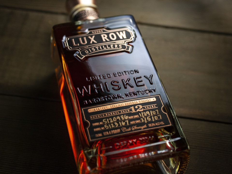 Lux Row Distillers Double Barrel Bourbon