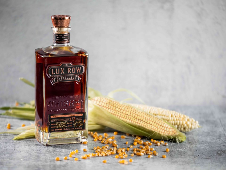 Lux Row Distillers Bourbon with corn