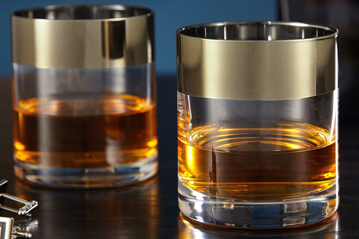 Cavendish Whiskey Glass